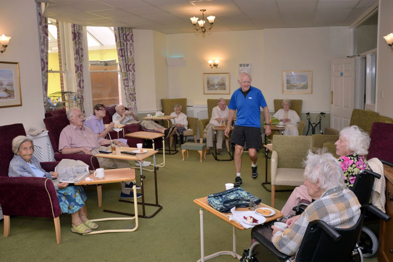 Residential Care Home Fordingbridge